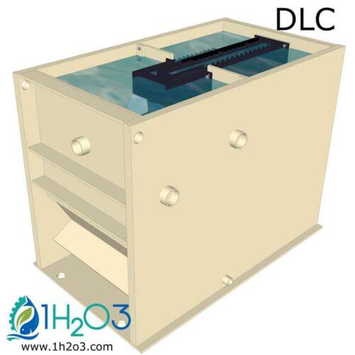 Décanteur lamellaire compact DLC - 800X800 1h2o3