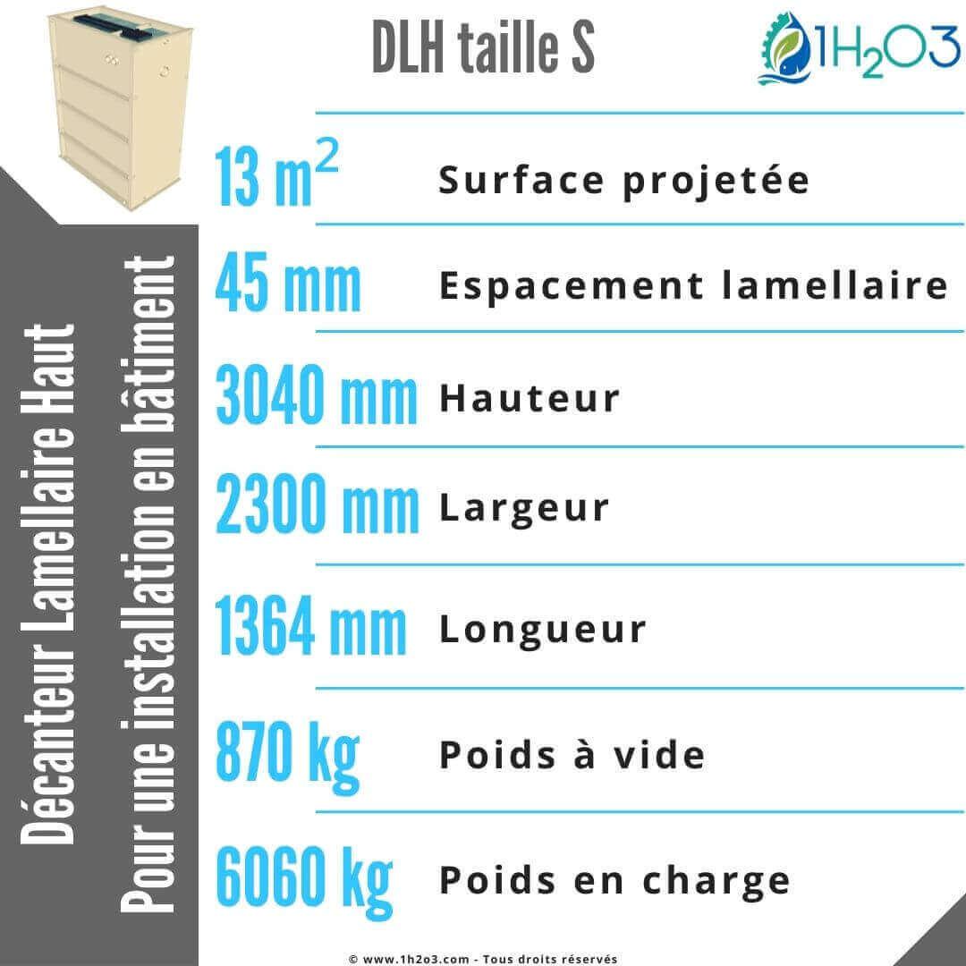 DLH-S 13 m² 1h2o3