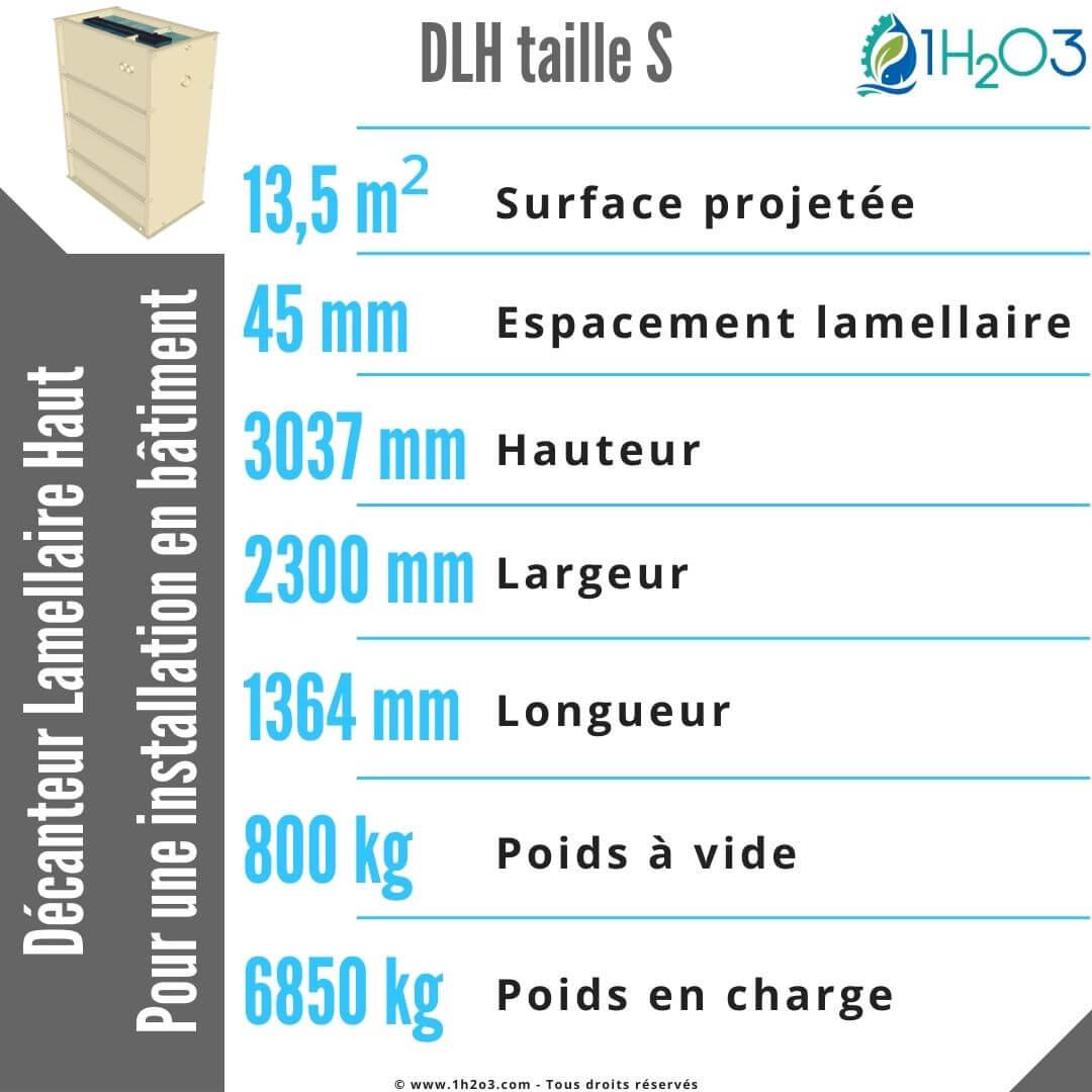 DLH-S 13,5 m² 1h2o3