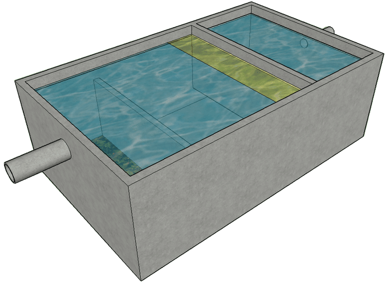bassin-de-decantation-simple-settling-tank - 1h2o3