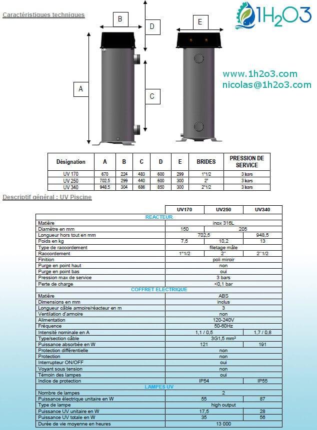 Fiche-technique-reacteur-desinfection-UV-pour-leau-gamme-UV170-UV250-UV340-1h2o3
