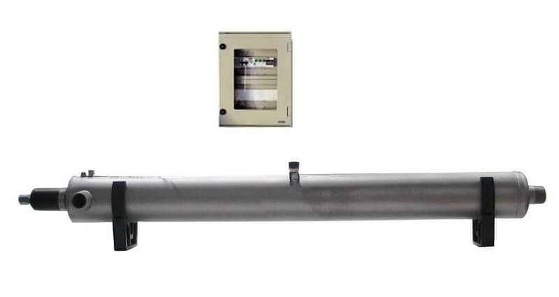sterilisateur uv IBP HO eau potable potabilisation sterilizer drinking water 1h2o3