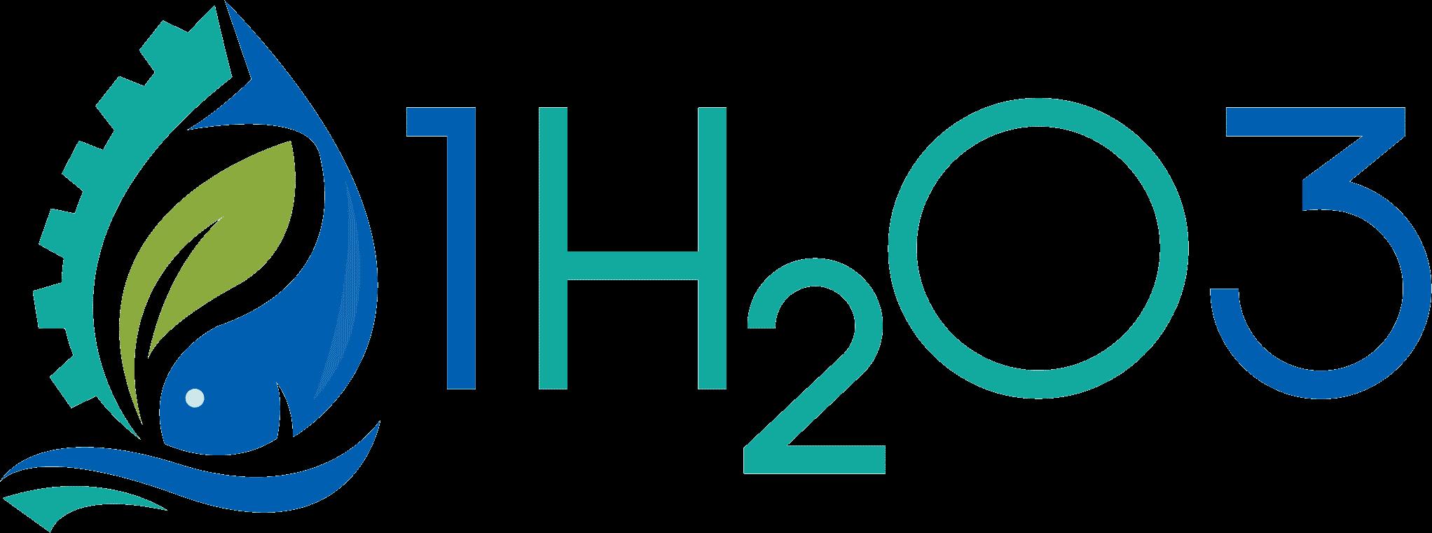 1 H2O 3