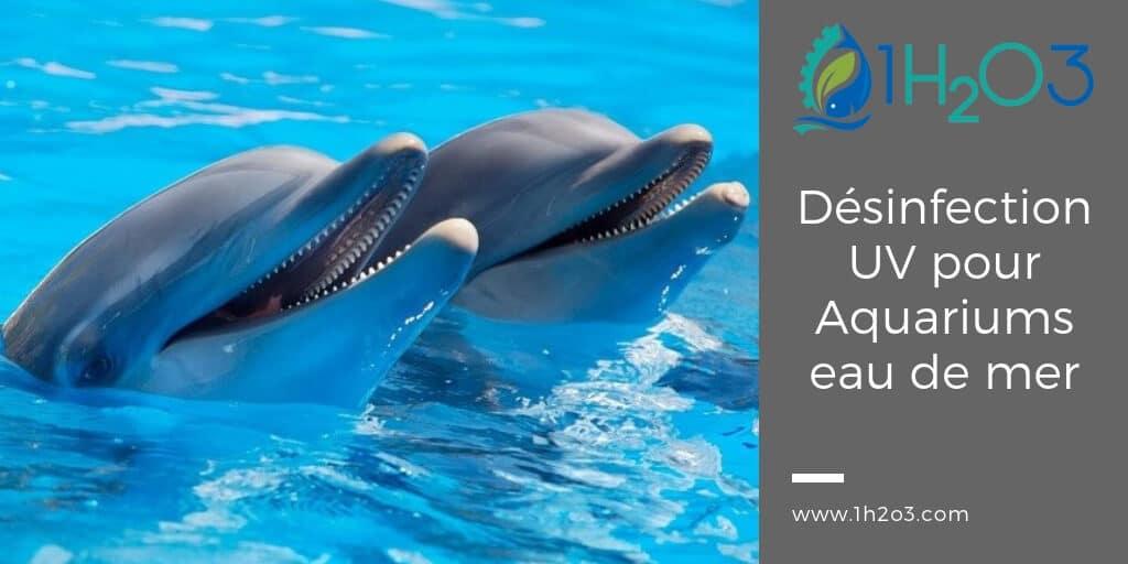 Désinfection UV appliquée aux aquariums d'eau de mer