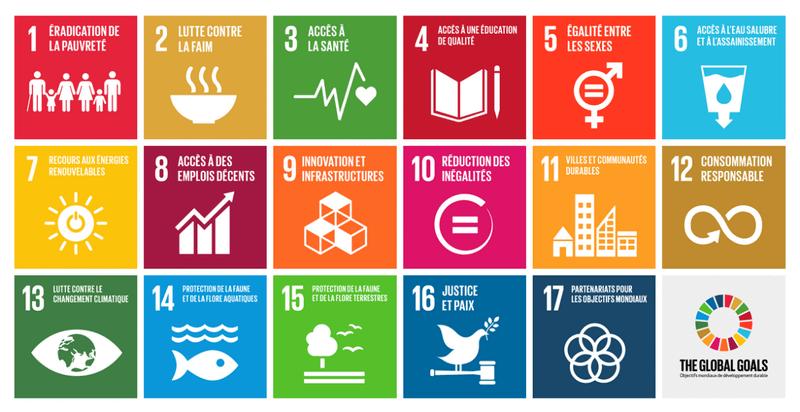 SDG 6 SDG6 ODD 6 ODD6 Assainissement et eau potable 1h2o3