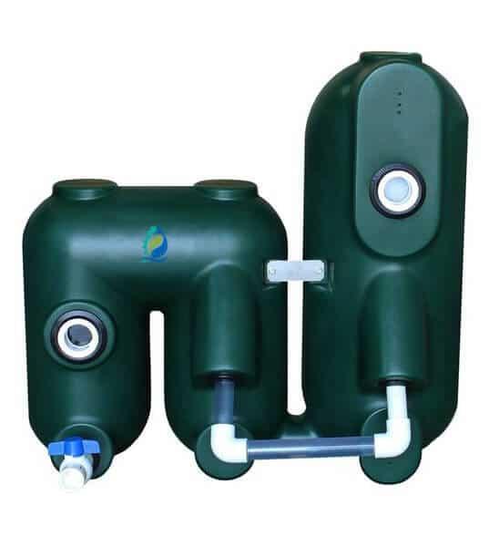 filtre a bille aquaculture RAS 1h2o3