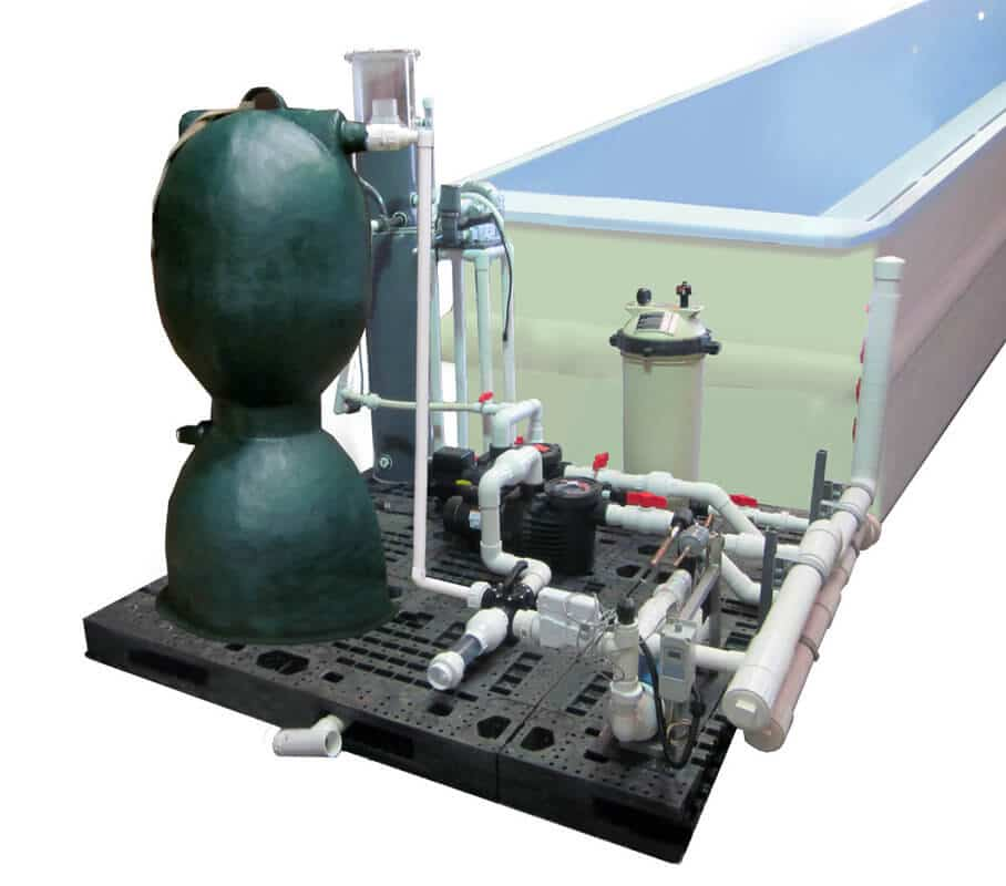 Live Bait & Seafood Holding Systems viviers homard lobster holding system with integrated filtration 1h2o3
