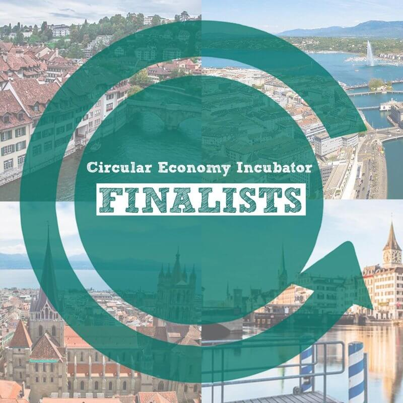 ce transition zurich circular economy incubator finalist award récompense 1h2o3