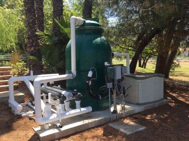 filtre biofiltre aquaculture 1h2o3