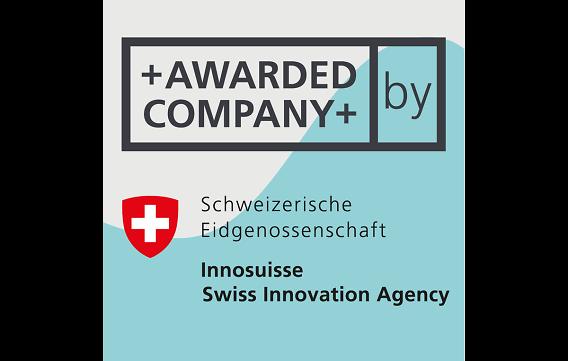 innosuisse innocheque suisse switzerland award récompense 1h2o3