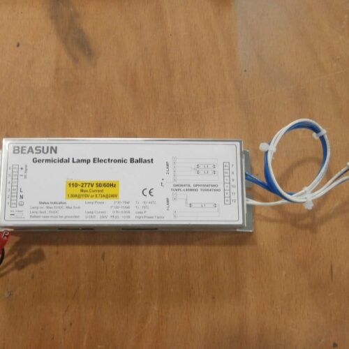 ASM007911 pour UV 40 Ballast BioUV avant octobre 2012 1h2o3