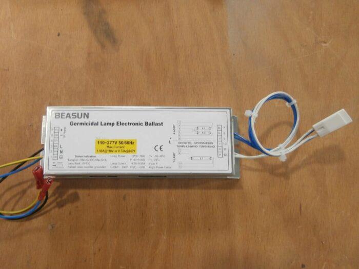 ASM007911 pour UV 40 BIO UV avant octobre 2012 1h2o3