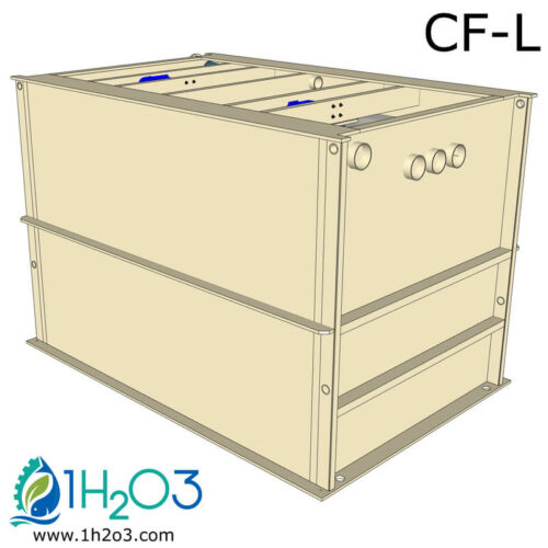 Coagulation floculation L - CF-L BASE 1h2o3
