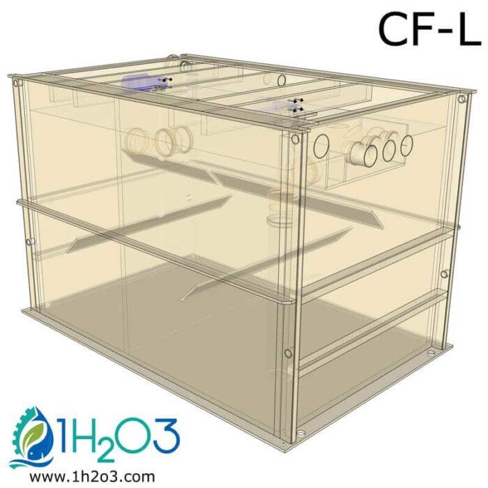 Coagulation floculation L - CF-L BASE Transparent 1h2o3