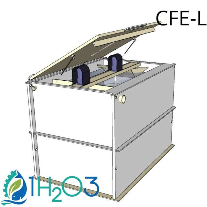 Coagulation floculation L - CFE-L BASE 1h2o3