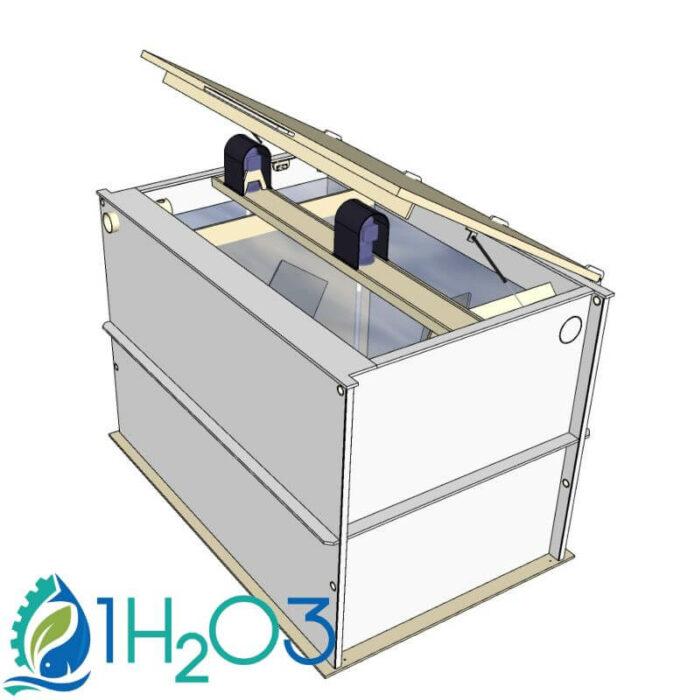Coagulation floculation L - CFE-L BASE Transparent 1h2o3