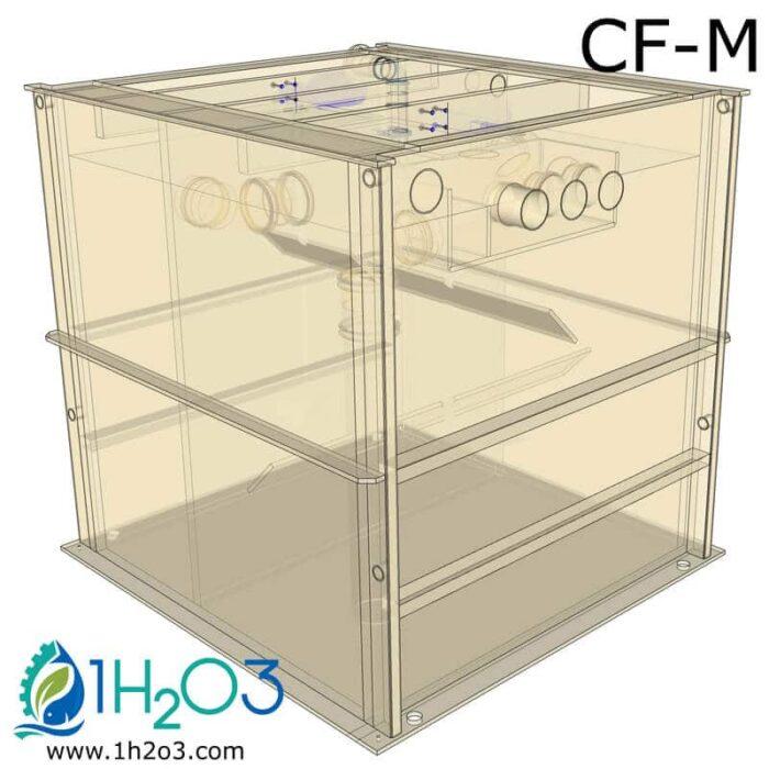 Coagulation floculation M - CF-M BASE Transparent 1h2o3