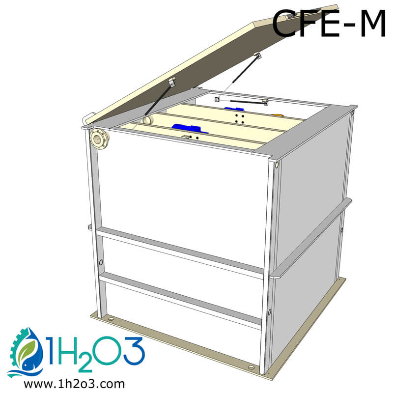 Coagulation floculation M - CFE-M BASE 1h2o3