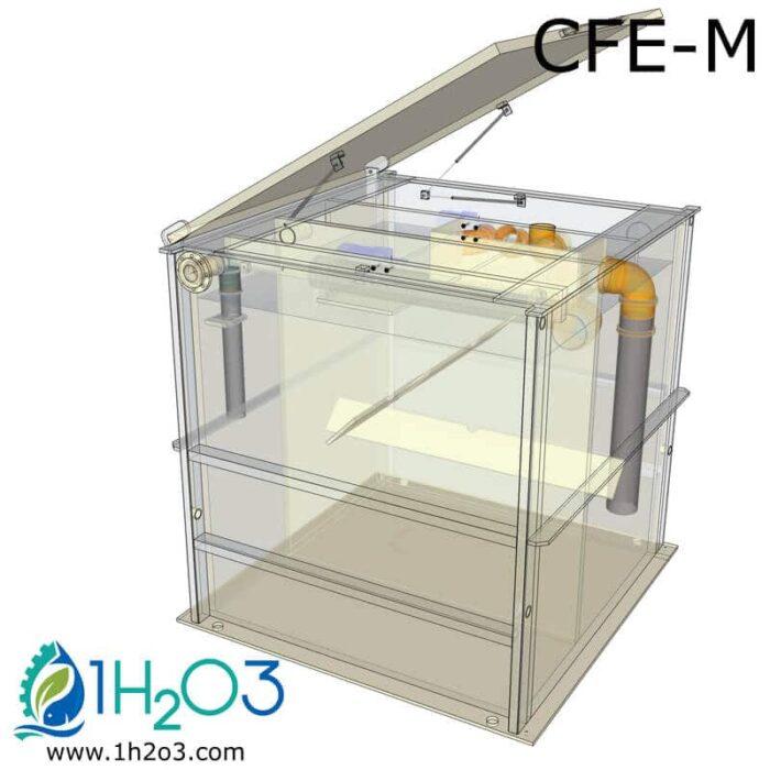 Coagulation floculation M - CFE-M BASE Transparent 1h2o3