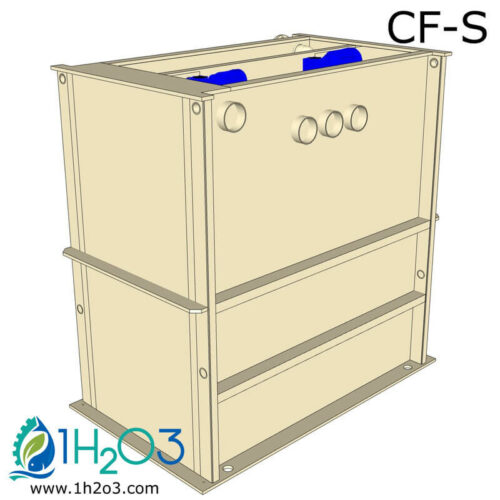 Coagulation floculation S - CF-S BASE 1H2O3