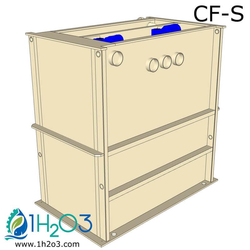 Coagulation floculation S - CF-S BASE 1H2O3