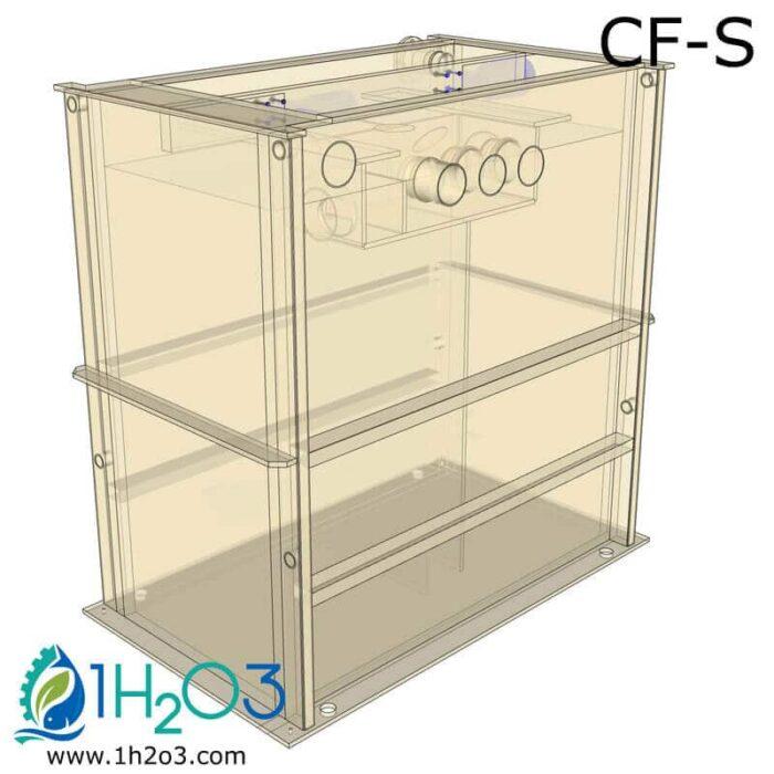 Coagulation floculation S - CF-S BASE Transparent 1H2O3