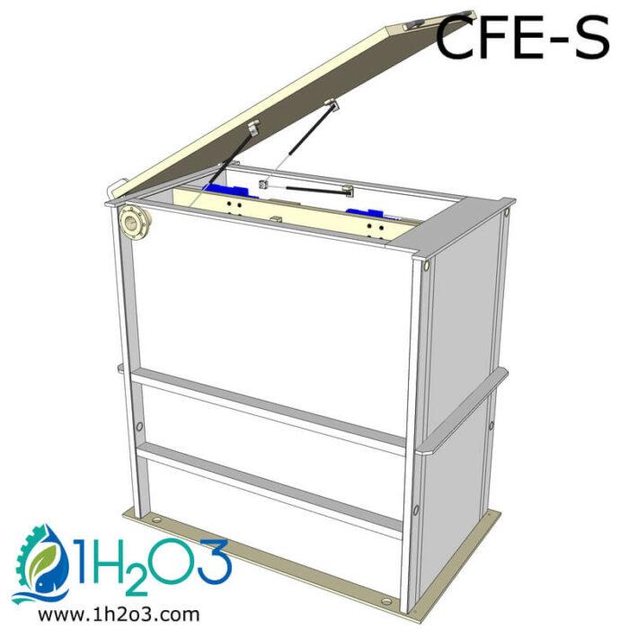 Coagulation flocculation S - CFE-S BASE 1h2o3