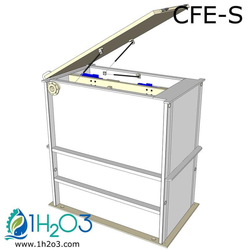 Coagulation floculation S - CFE-S BASE 1h2o3