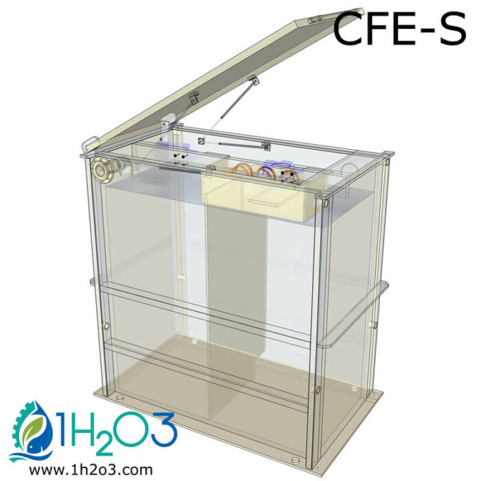 Coagulation flocculation S - CFE-S BASE Transparency 1h2o3