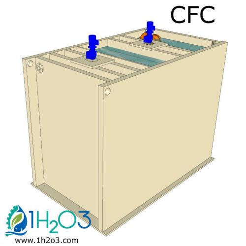 Compact Floculation Foagulation - CFC 1H2O3