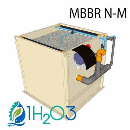 MBBR N-M 1h2o3