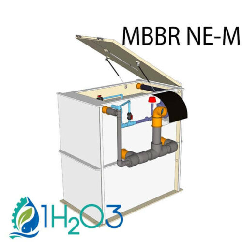 MBBR NE-M 1h2o3