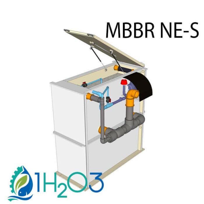 MBBR NE-S 1h2o3
